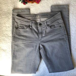 LOFT Gray Jeans